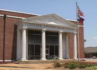 Laurens Courthouse